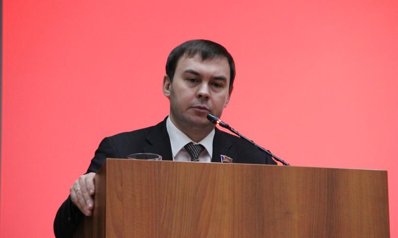 Юрий Афонин: «Наша основная задача на этих выборах – создание правительства народного доверия! Никакие «коалиционные правительства» для нас неприемлемы!»