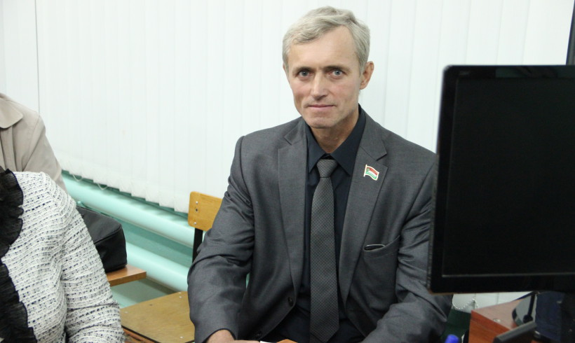 Создание первого ТОС городского типа в г. Людиново