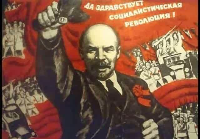 Да здравствует революция