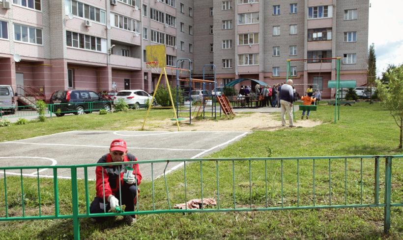 О комфортной городской среде