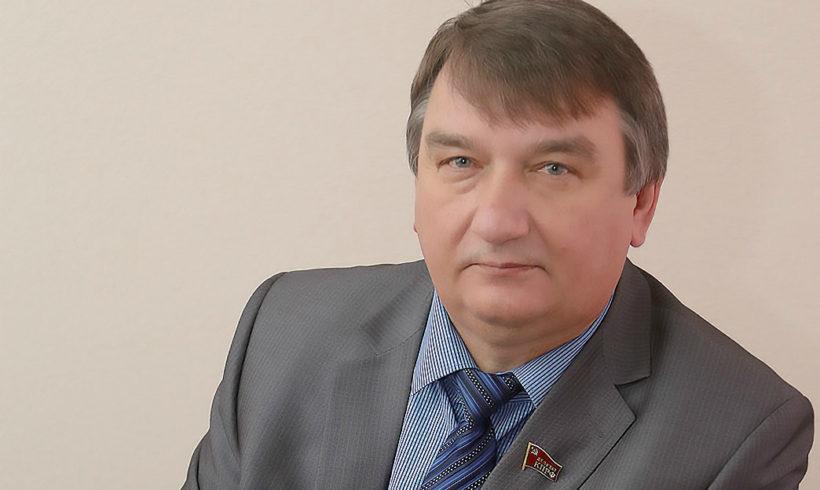 """Н.И.Яшкин: """"Страна нуждается в коммунистах"""""""