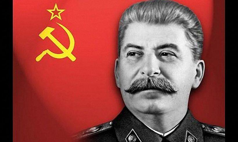 Ко дню рождения Сталина