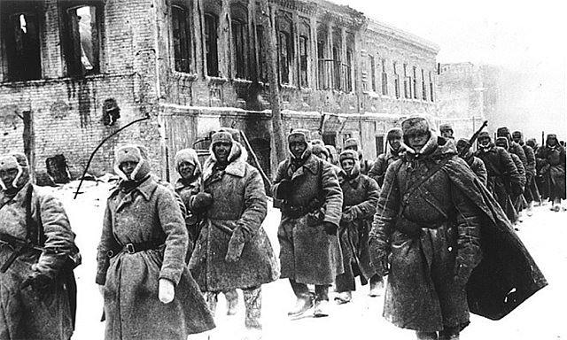 30 декабря 1941 года Красная армия освободила Калугу