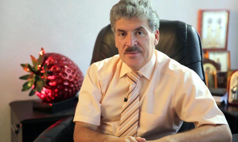 Павел Николаевич Грудинин. Знакомим с нашим кандидатом