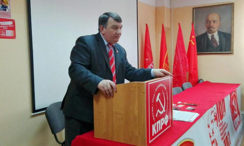 """Н.И. Яшкин: """"Итоги выборов по стране позволяют нам с уверенностью смотреть в будущее"""""""