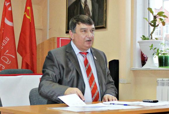 Н.И. Яшкин об итогах президентских выборов