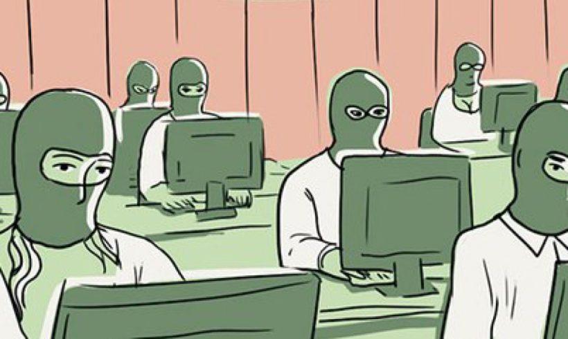 Армия интернет-ботов против Грудинина