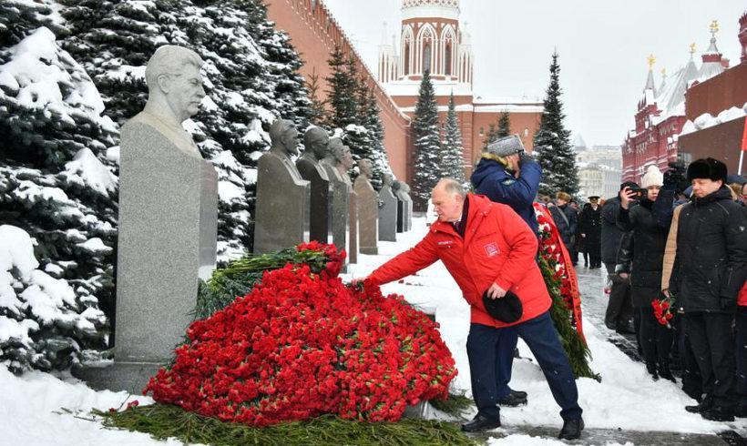 Учиться у Сталина