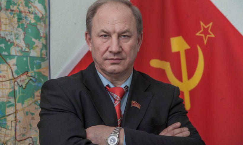 """Валерий Рашкин: """"Какое будущее готовит стране основной кандидат?"""""""