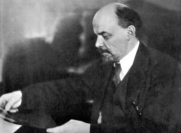 """Яшкин Н.И.: """"Ленин-один из величайших людей в истории человечества"""""""