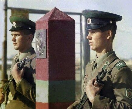 Калужский обком поздравляет со 100-летием Пограничные войска
