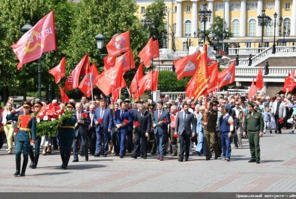 Г.А. Зюганов: Мы обязаны помнить уроки войны!