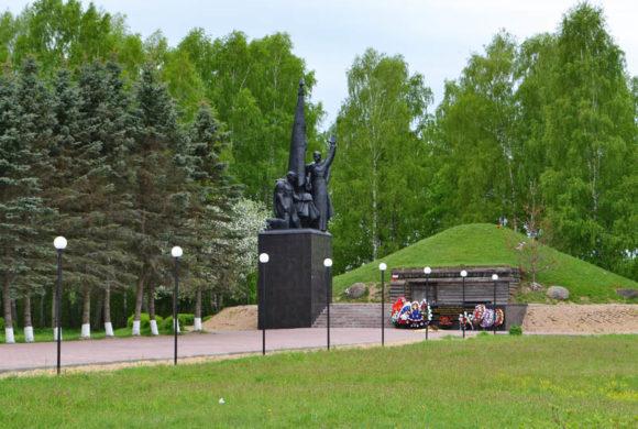 75 лет освобождения Калужской области от немецко-фашистских захватчиков
