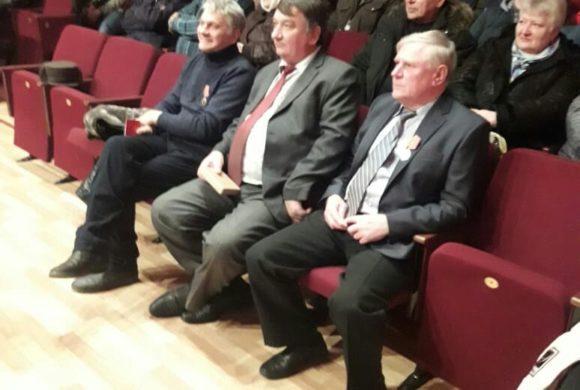 Концерт в Бетлице. 100-летие Комсомола