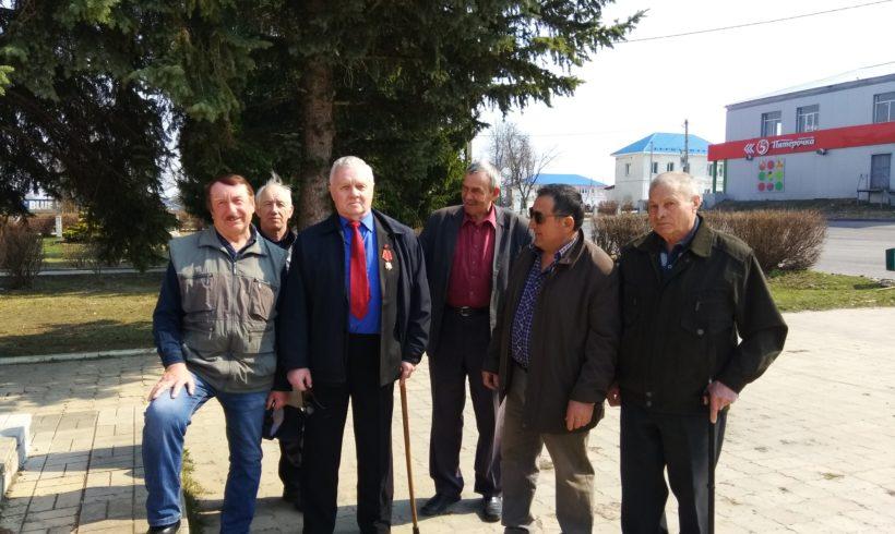 Коммунисты Мещовского района почтили память В.И. Ленина