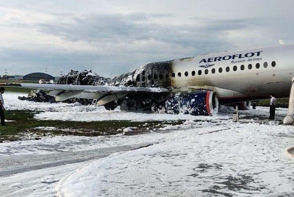 Соболезнования родственникам погибших в авиакатастрофе в Шереметьево