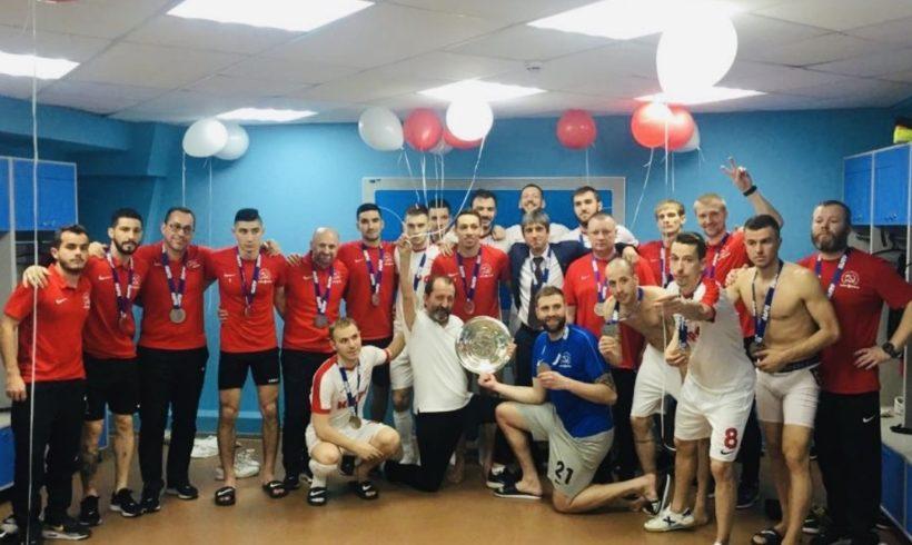 МФК КПРФ – серебряный призер Чемпионата России по мини-футболу