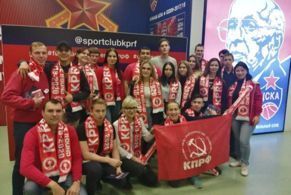 МФК КПРФ вышел в финал четырех Лиги Чемпионов