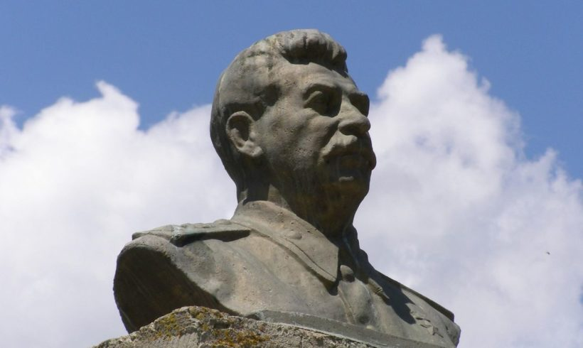 Создана комиссия по установке памятника И.В.Сталину в Калуге
