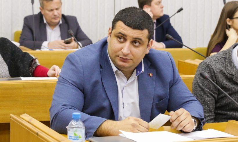 Ячейка КПРФ теперь и в Молодежном Парламенте