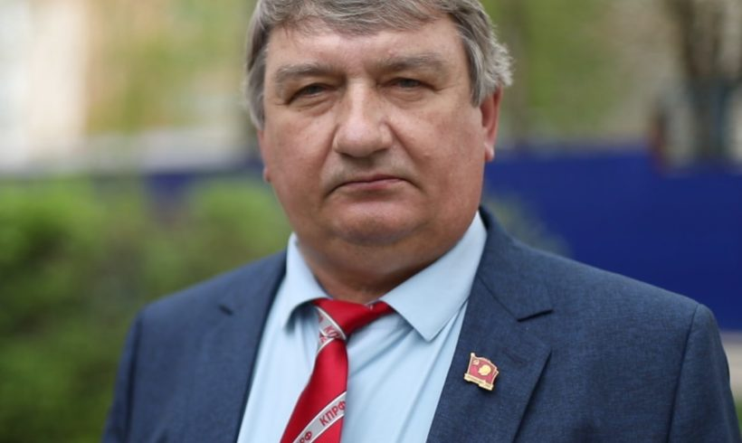 Наш кандидат в губернаторы – Яшкин Николай Иванович