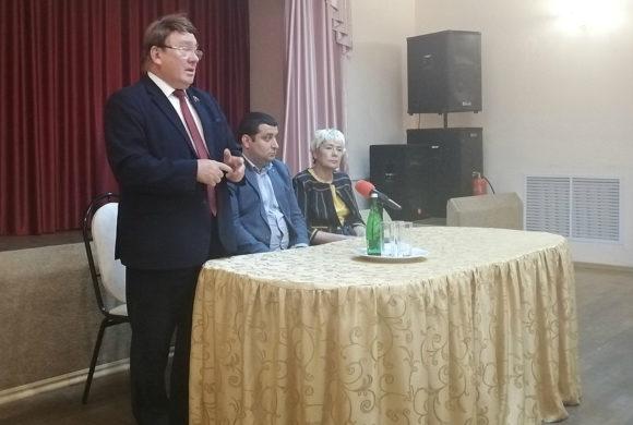 Н.Н. Иванов посетил Калужскую область