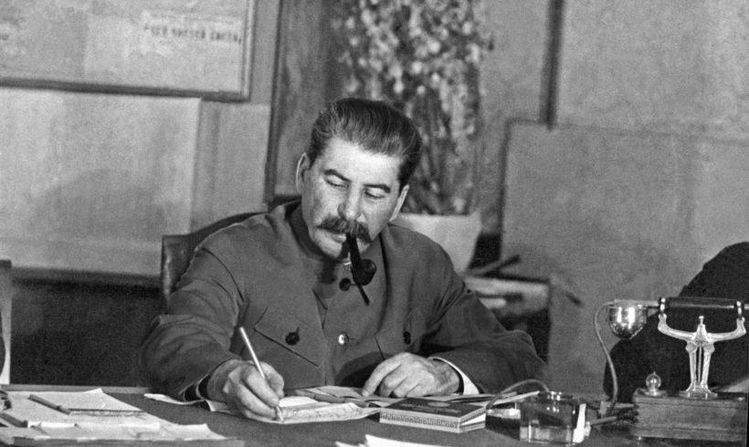 21 декабря – день рождения Сталина