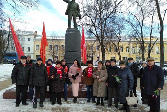 Памяти И.В. Сталина